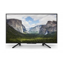 تلفزيون سوني بحجم 42 بوصة كامل الوضوح ذكي (KDL-43W660F) - أسود