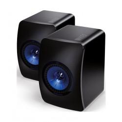 مكبر الصوت اللاسلكي كي إي إف - واي فاي - بلوتوث - أسود (LS50W)