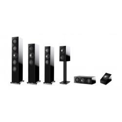 KEF R7/R3/R2C/KUBE12B 5.1CH Speaker System Package