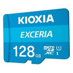 بطاقة الذاكرة ايكسيريا ميكرو اس دي 128 جيجابايت من كيواكسيا