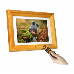 Kodak RDPF-802V 8-inches Touch Panel Digital Photo Frame - Burlywood