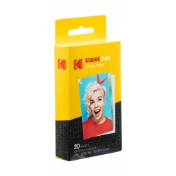 Kodak 2x3 inch Sticky-Backed ZINK Photo Paper - 20 Sheets