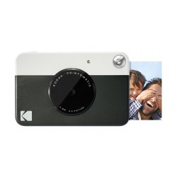 Kodak PRINTOMATIC Digital Instant Print Camera - Black