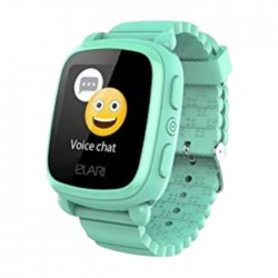 Elari Kidphone 2 Kids Green Smart Watch in Kuwait | Buy Online – Xcite