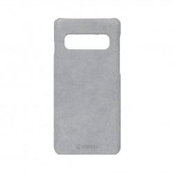 غطاء حماية سامسونج جالكسي S10 - كروسل بروبي - رمادي (61629)