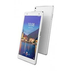 Lenovo Tab4 TB-8504 16 GB Tablet White - Front & Back View