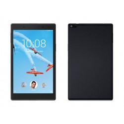 Lenovo Tab4 TB-8504 16 GB Tablet Black - Front & Back View