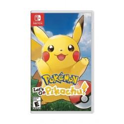Pokemon Let's Go - Pikachu! - Nintendo Switch Game