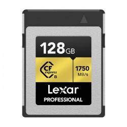 بطاقة ذاكرة ليكسر سي إف إكس 128 جيجابايت  -  LCFX10-128CRB