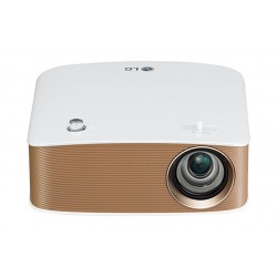 LG PH150G 130 Lumens Screenshare LED Projector - White