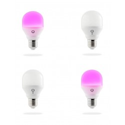 LIFX A19 Mini Smart Bulb 4pcs- Color 2