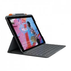 Logitech iPad (7th Gen) Bluetooth Keyboard Case in Kuwait | Buy Online – Xcite
