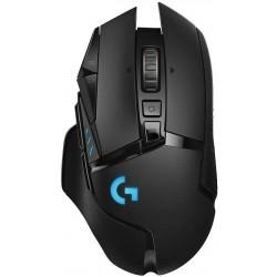 Logitech G502 Lightspeed Wireless Mouse - Black