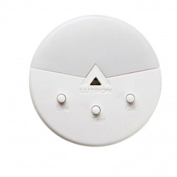 جهاز استشعار توفير ضوء النهار اللاسلكي الذي يعمل بطاقة موجة الراديو من لوترون - LRF3-DCRB