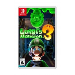Luigi's Mansion 3 - Nintendo Switch  Game