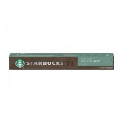 كبسولات قهوة ستاربكس إسبرسو لنغو بايك بلايس  - 10 كبسولات