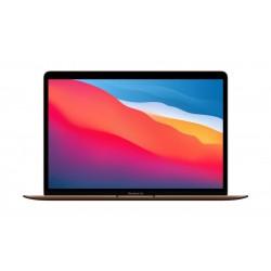 "Apple Macbook Air M1 Processor 8GB RAM 256GB SSD 13.3"" Laptop - Gold"