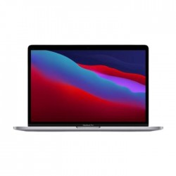 "Apple Macbook Pro M1 8GB RAM 256GB SSD 13.3"" Laptop - Silver"