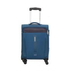 حقيبة ماديسون ناعمة بعجلات من أميريكان توريستر - ٥٦ سم - أزرق (80OX31201)