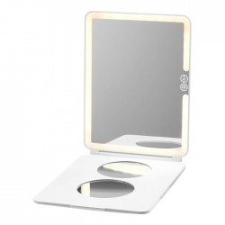 Portable White Light Makeup 3 Mirror buy in xcite kuawit
