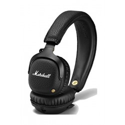 Marshall Mid Bluetooth Wireless On-Ear Headphone - Black