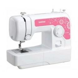 ماكينة خياطة براذر ١٤ غرزة – وردي / أبيض (JV1400)