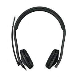 Microsoft LifeChat LX-6000 Headset for Business - Black