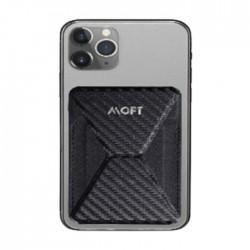 مقبض للهاتف مع محفظة ميني من موفت - كاربون فايبر