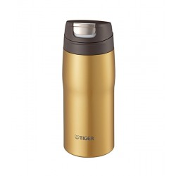 Tiger Stainless Steel Bottle – Gold