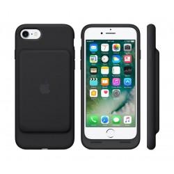 غطاء الحماية الذكي المدمج مع بطارية لهاتف أيفون ٧ من أبل – أسود (MN002ZM/A)
