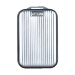 Momax iPower Go Mini 3 10000 mAh Power Bank - Silver