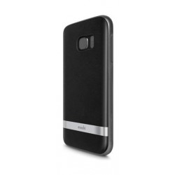 Moshi iGlaze Napa Case for Galaxy S7 (99MO058005) - Black