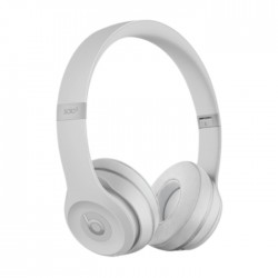 Beats Solo 3 Silver Wireless Headphones in Kuwait | Buy Online – Xcite