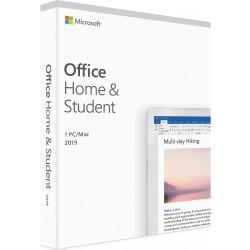 ميكروسوفت أوفيس: هوم والطالب ٢٠١٩ مستخدم واحد