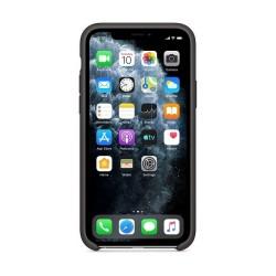 Apple iPhone 11 Pro Silicone Case - Black  2