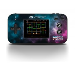 My Arcade Data East Hits Portable Gaming System - Black
