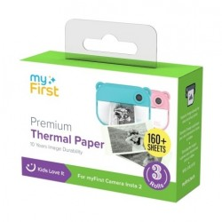 myFirst Camera Insta 2 Premium Thermal Paper