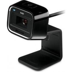 كاميرا لايف أتش دي (عالية الوضوح) من ميكروسوفت - اللون الأسود