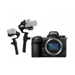 نيكون Z 7 كاميرا ديجيتال بدون مرايا مع (الهيكل فقط) + الحامل الموازن رونين – إس – على 3 محاور لكاميرا دي إس إل آر من دي جاي آي