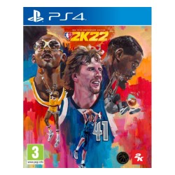 NBA 2K22 Game 75th Anniversary Edition PS4