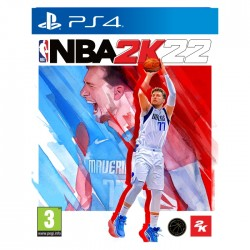 NBA 2K22 Game Standard Edition PS4 in Kuwait Buy Online Xcite