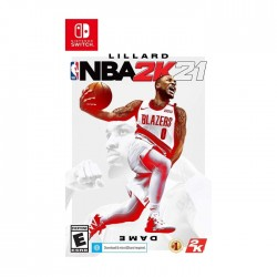 Buy NBA2K21 Standard Edition Nintendo Switch Game at the best price in Kuwait. Shop online and get new game with free shipping from Xcite Kuwait.