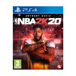 NBA 2K20 - Playstation 4 Game