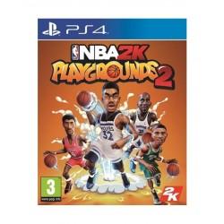 لعبة بلاي جراوندس ٢ للرابطة الوطنية لكرة السلة (NBA) كي ٢ - بلاي ستيشن ٤