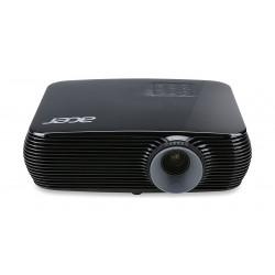 Acer P1186 DLP Multipurpose Projector (MR.JMV11.002) - Black