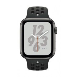 Apple Watch Nike+ Series 4 GPS 40mm Space Gray Aluminum Case with Anthracite/Black Nike Sport Band- MU6J2AE/A 1
