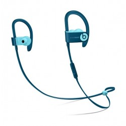Beats PowerBeats3 Wireless Earphones Pop Collection - Pop Blue 4