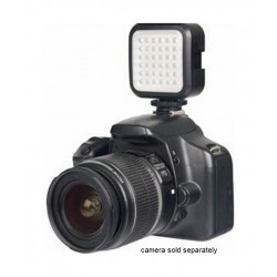 Bower Digital Compact Video LED Light - VL8K