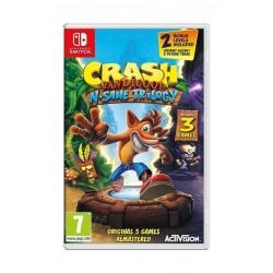 Crash Bandicoot N.Sane Trilogy: Nintendo Switch
