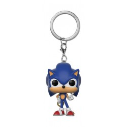 Funko Pop Keychain: Sonic with Ring